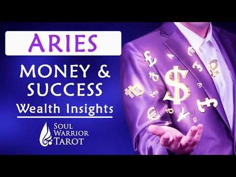 💲 ARIES MONEY SUCCESS READING Ready for 2021? November 2020 December 2020 Soul Warrior Tarot