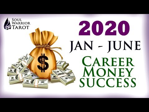 🌈 ☀️ HOW TO GET YOUR 2020 Jan to June Money Career 6 month Forecast 3