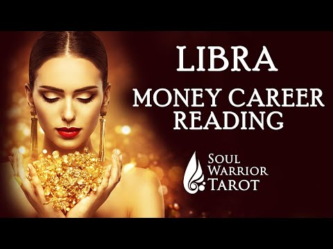 LIBRA SEPTEMBER 2020 MONEY READING ABUNDANCE SUCCESS BUSINESS ENERGY Soul Warrior Tarot