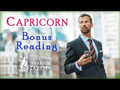 💲💰CAPRICORN Bonus End of 2020 Money Reading & Guidance #SoulWarriorTarot