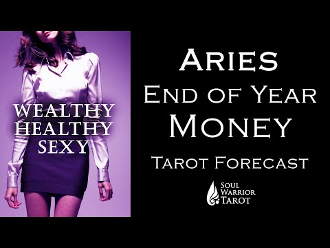 💲ARIES MONEY READING $$ ON TOP ALPHA POSITION END OF 2020 READING FORECAST 💲 💰 Soul Warrior Tarot