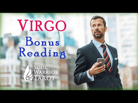 💲💰VIRGO Bonus 2020 Money Reading Tarot Forecast #SoulWarriorTarot