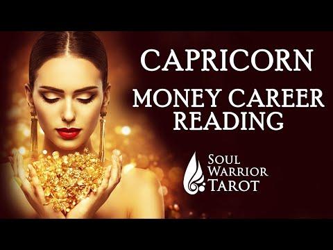 CAPRICORN SEPTEMBER 2020 MONEY READING ABUNDANCE SUCCESS BUSINESS ENERGY Soul Warrior Tarot