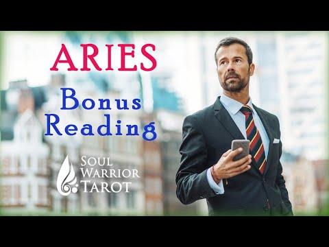 💲💰ARIES Bonus 2020 Money Reading |Tarot Forecast #SoulWarriorTarot
