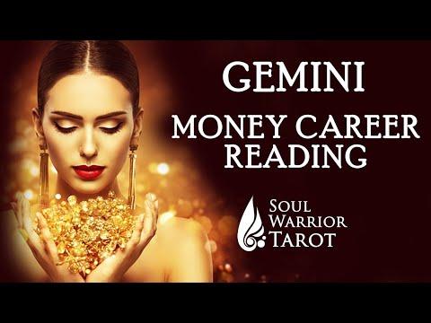 GEMINI SEPTEMBER 2020 MONEY READING ABUNDANCE SUCCESS BUSINESS ENERGY Soul Warrior Tarot