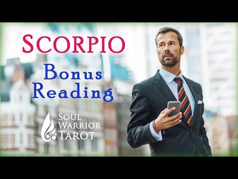 🍀SCORPIO Bonus End of 2020 Money Reading & Guidance 💲 #SoulWarriorTarot