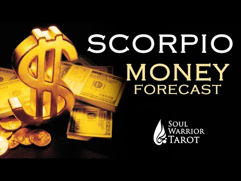 Scorpio Sept Oct 2020 Money Career Business Forecast Soul Warrior Tarot