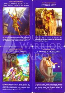 Archangel Michael Oracle Deck