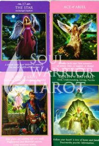 Archangel-Power-Tarot with Soul Warrior Tarot