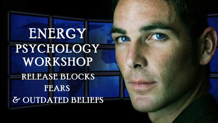 ENERGY PSYCHOLOGY WORKSHOP Soul Warrior Tarot
