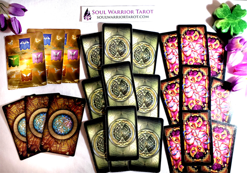 Soul Warrior Tarot Readings and Spiritual Guidance