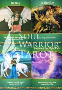 Life Purpose Oracle Deck - Soul Warrior Tarot