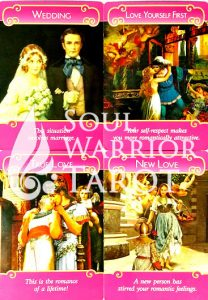Romance-Angel-Oracle - Soul Warrior Tarot
