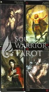 Royo-Dark-Tarot - Soul Warrior Tarot