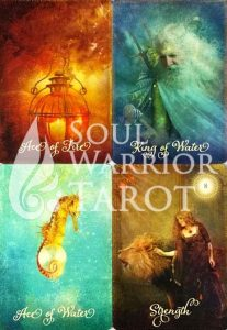 The-Good-Tarot with Soul Warrior Tarot