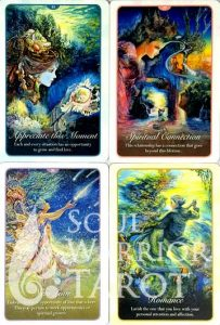 Whispers-of-Love-Oracle- Soul Warrior Tarot